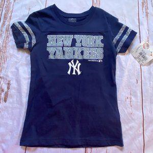 New York Yankees childs short sleeve shirt